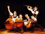 Klezmer Quartett- Band1