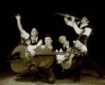 Klezmer Quartett- Bandfoto