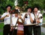 Klezmer Quartett- Im Rahmen