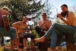 Klezmer Quartett- Live-im-Garten