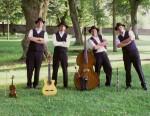 Klezmer Quartett- Messkirch1