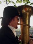 Klezmer Quartett- Tuba1