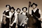 Klezmer Quartett- h-band-engen