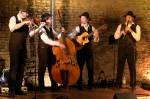 Klezmer Quartett- live-3