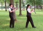 Klezmer Quartett- walking